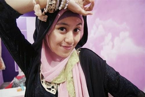 Choerunnisa Adzwafar Aljaedies 18 Tahun dari Jawa Barat
