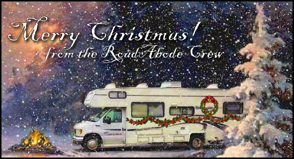 Merry Christmas from the RoadAbode Crew
