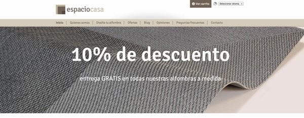 Las alfombras a medida de EspacioCasa * · Custom-made rugs by EspacioCasa