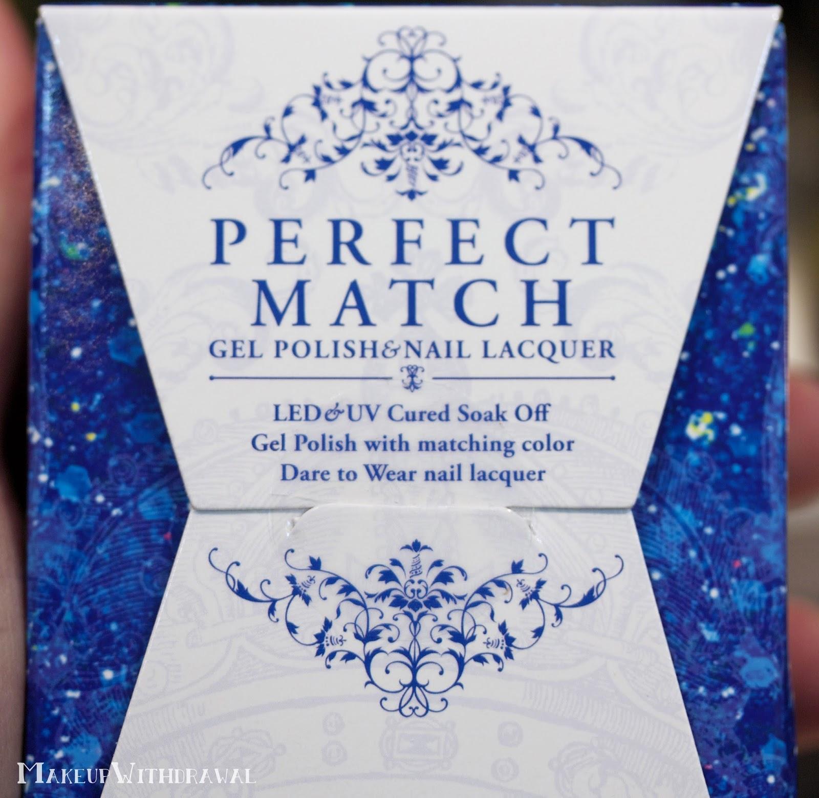 Le Chat Our Secret Eden Perfect Match Mood Gel Polishes