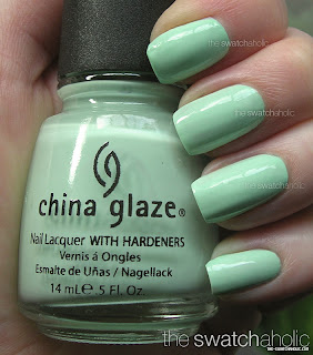 China Glaze Re-freshmint