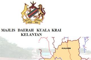 Jawatan Kosong Terkini 2015 di Majlis Daerah Kuala Krai http://mehkerja.blogspot.my/