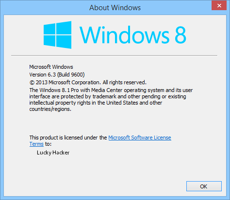 windows 8 build 9600 crack download