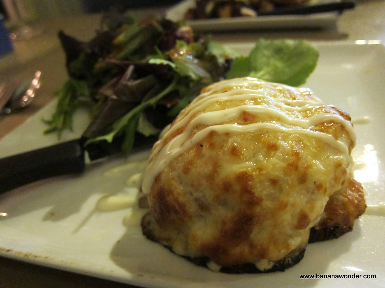 Sweet Basil Cafe Florence Menu
