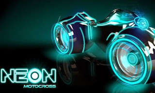 Screenshots of the Neon motocross for Android tablet, phone.
