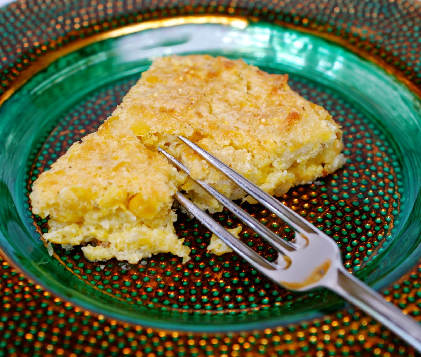 Cooking with Larue: Sweet Corn Bread Pudding