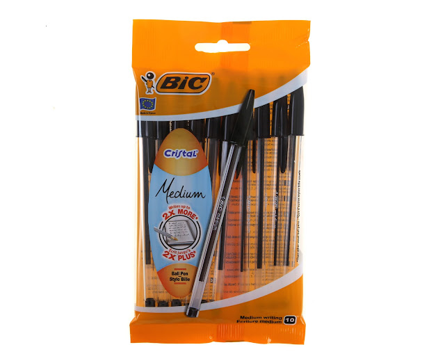Bic Accountant Point Pen2