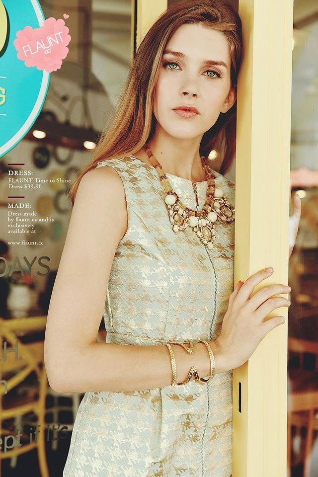 Flaunt CC 'Summer Party' Lookbook 2014