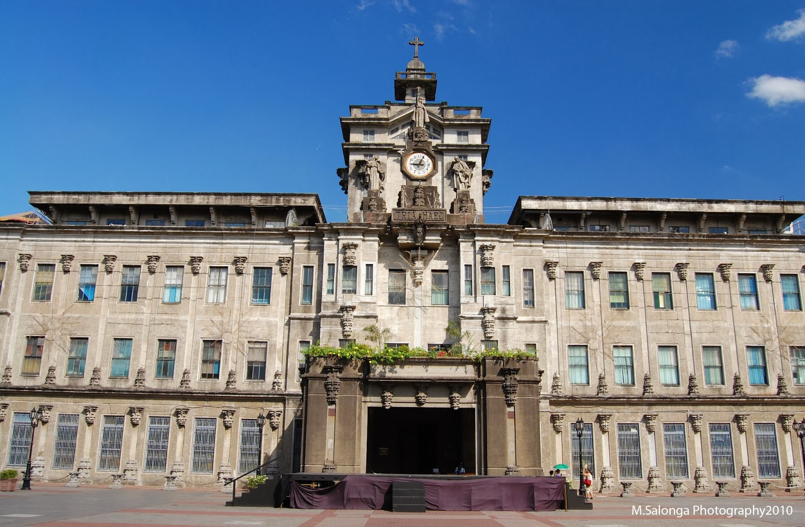 University of Santo Tomas moves college opening to July