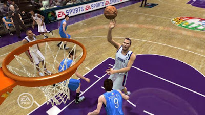 NBA Live 08 Full Setup For Free