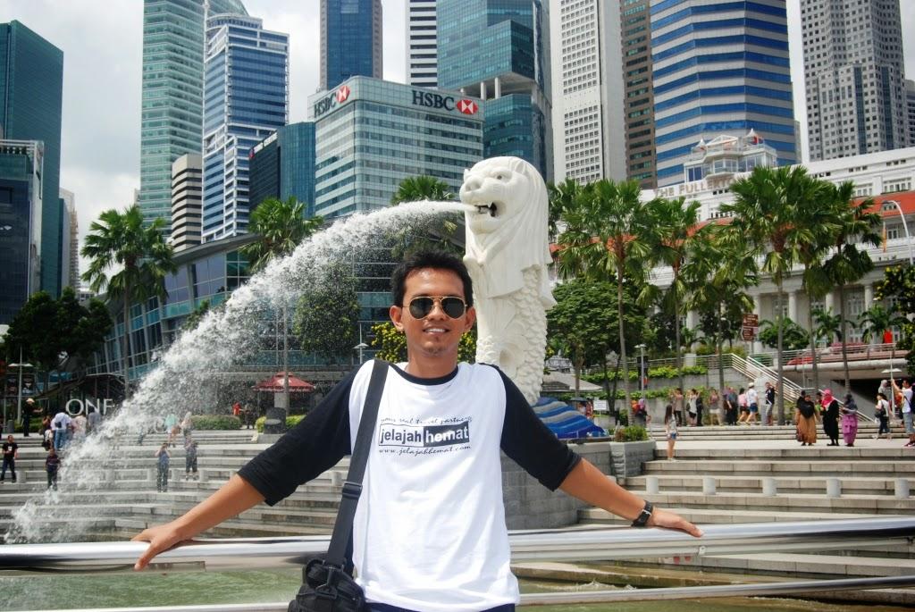 Tip Backpacker ke Singapore untuk Pemula