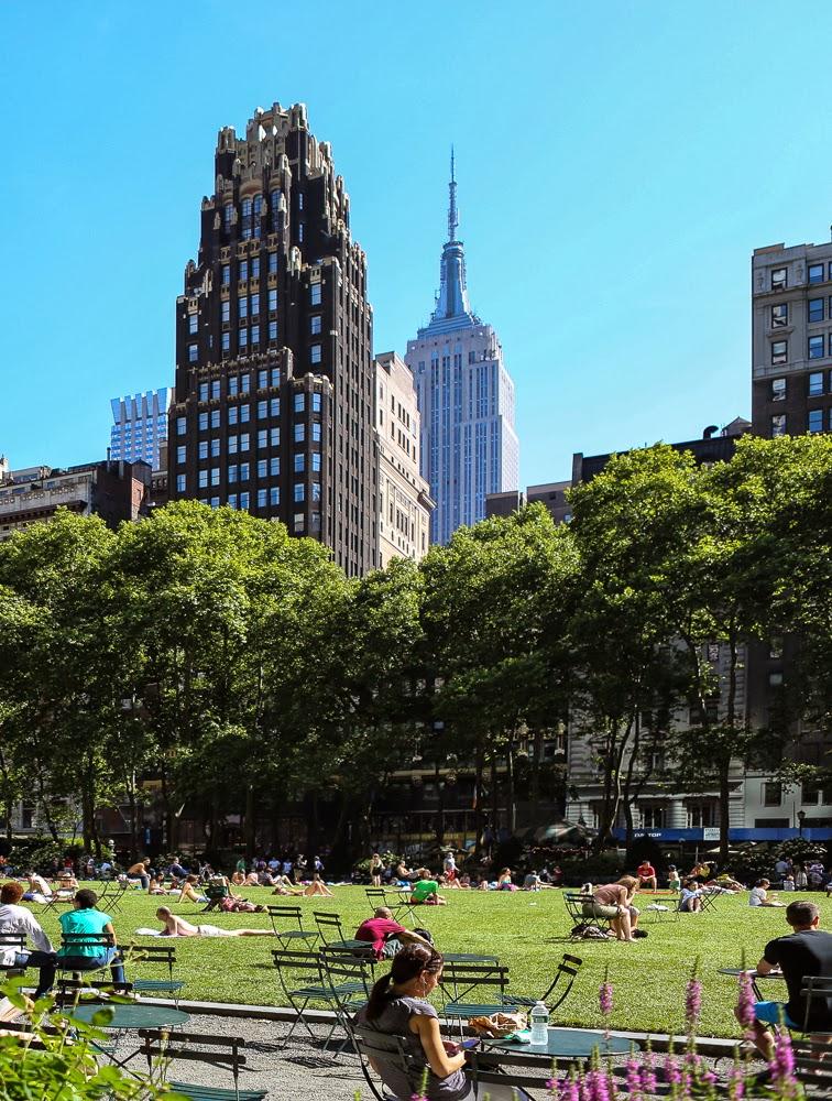 Zu besuch in new york koi am bryant park for Koi bryant park hotel