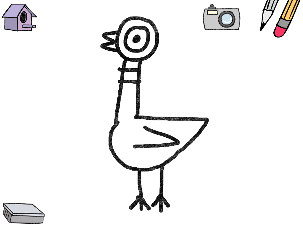 Pigeon Coloring Pages Mo Willems