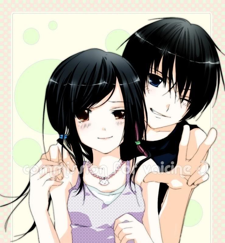 Emo Anime Couples