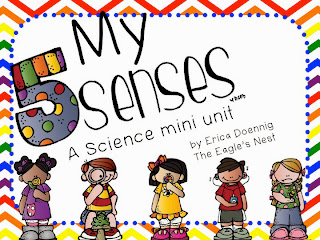 http://www.teacherspayteachers.com/Product/My-Five-Senses-A-Science-Mini-Unit-998975