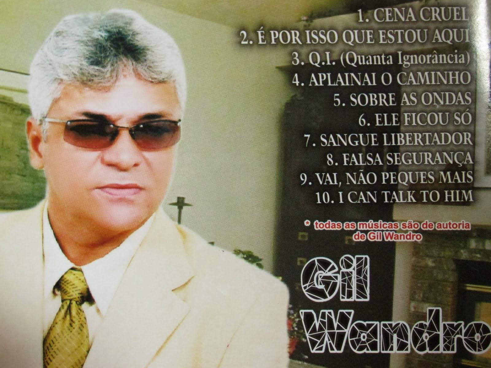 GIL WANDRO-Cd Aplainai o Caminho
