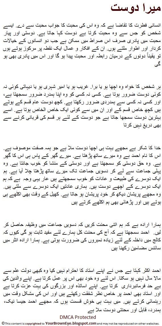 Youth and the law essay in urdu