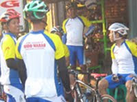 Kasongan Sido Waras Cycling Club - KSWCC