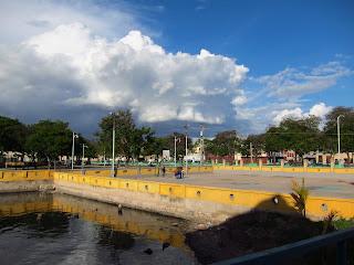 Santiago de Cuba Alameda along the Bay