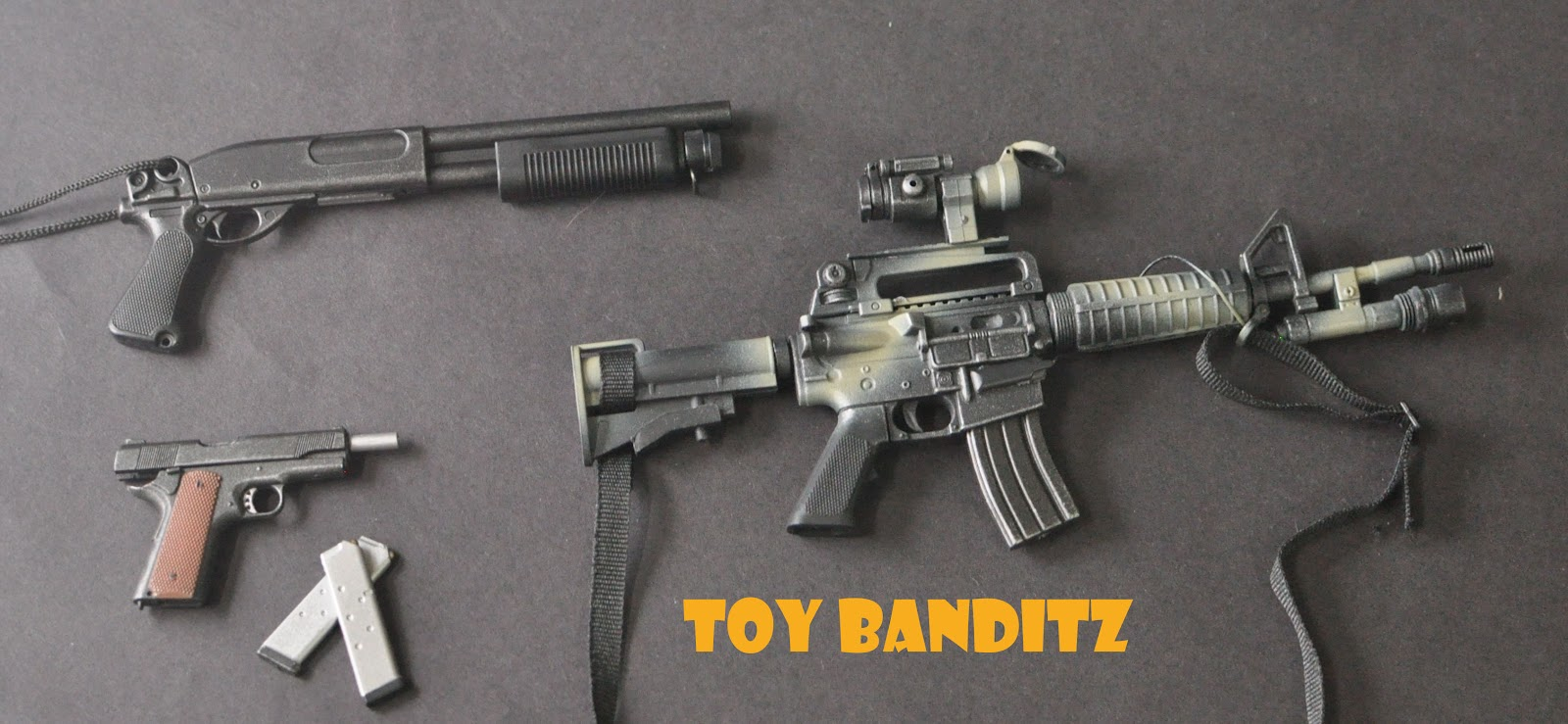 delta force weapons - photo #42