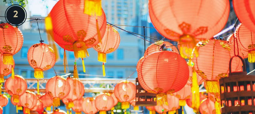 Ten best things to see, do and taste at Sydney Chinese New Year 2015