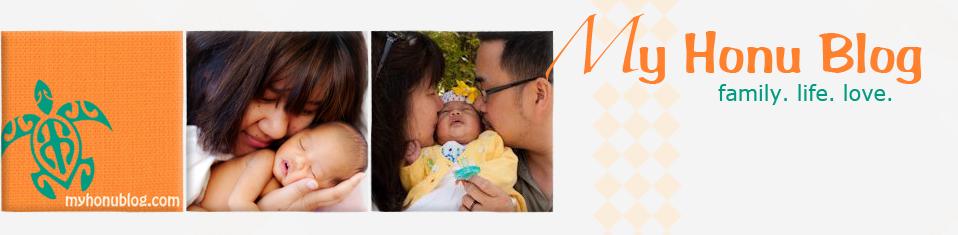 My Honu: The Joys of My Family Life