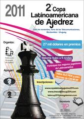 2a.COPA LATINOAMERICANA 2011 en URUGUAY