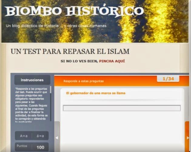 http://biombohistorico.blogspot.com.es/2011/12/un-test-para-repasar-el-islam.html