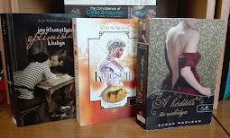 Könyvtári könyveim