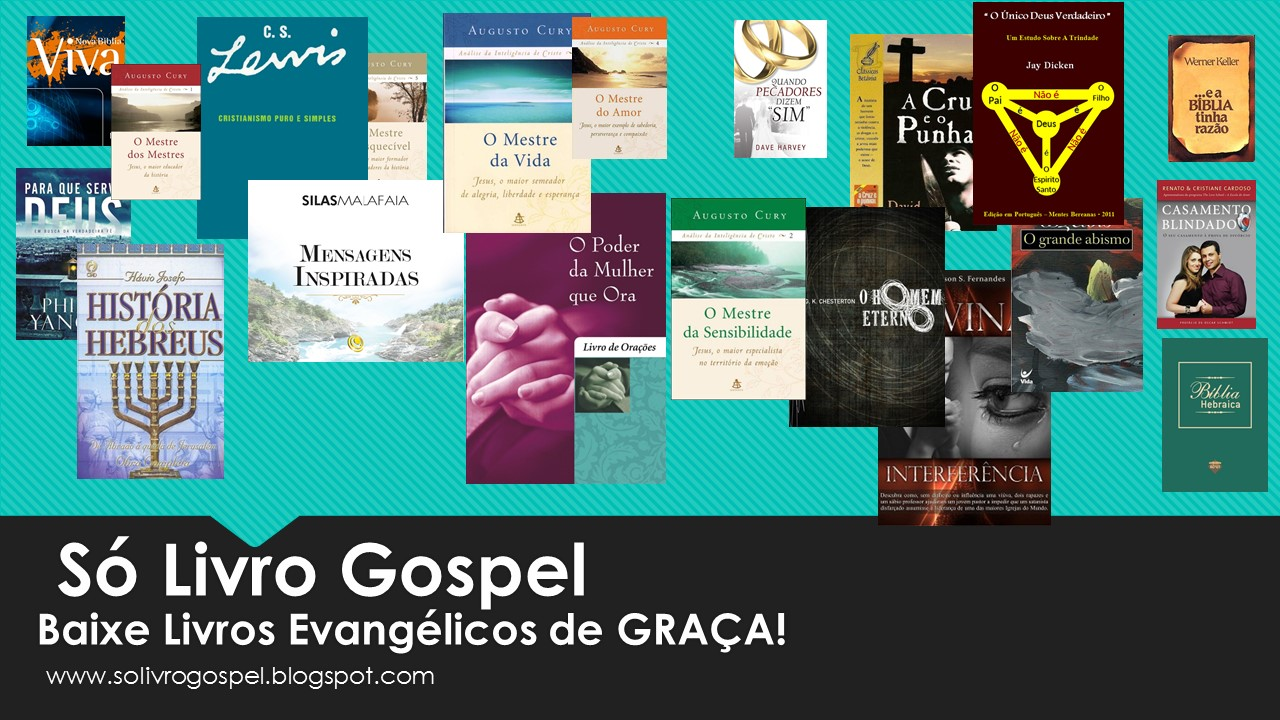 So Livro Gospel