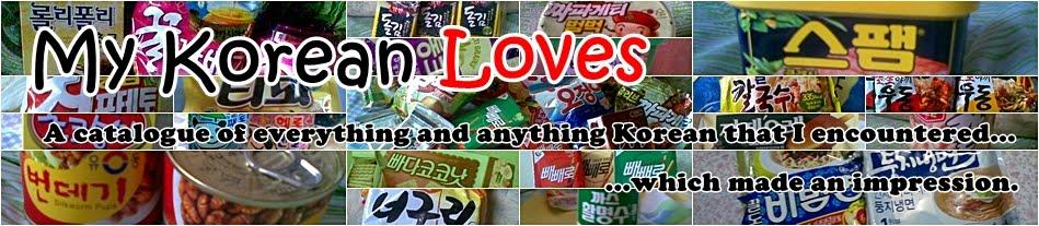 My Korean Loves