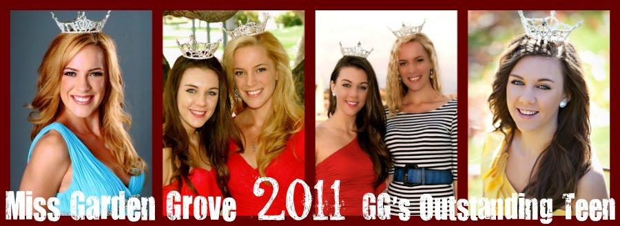 Miss Garden Grove 2011
