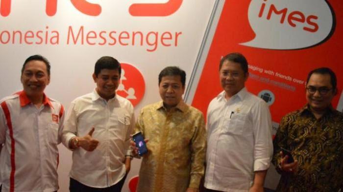 Layanan Chatting Imes - Mampukah Mengalahkan Dominasi Whats App?