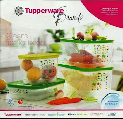 Katalog Baru Tupperware 2014 : 017  Feb  2014  - 31 March  2014