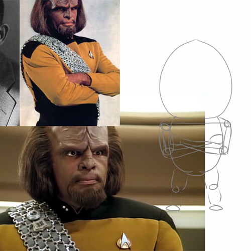 Worf... shiny happy person since 2340