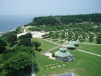 Peace Prayer Park on Okinawa