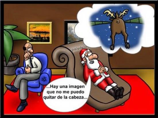 Bromas de Navidad