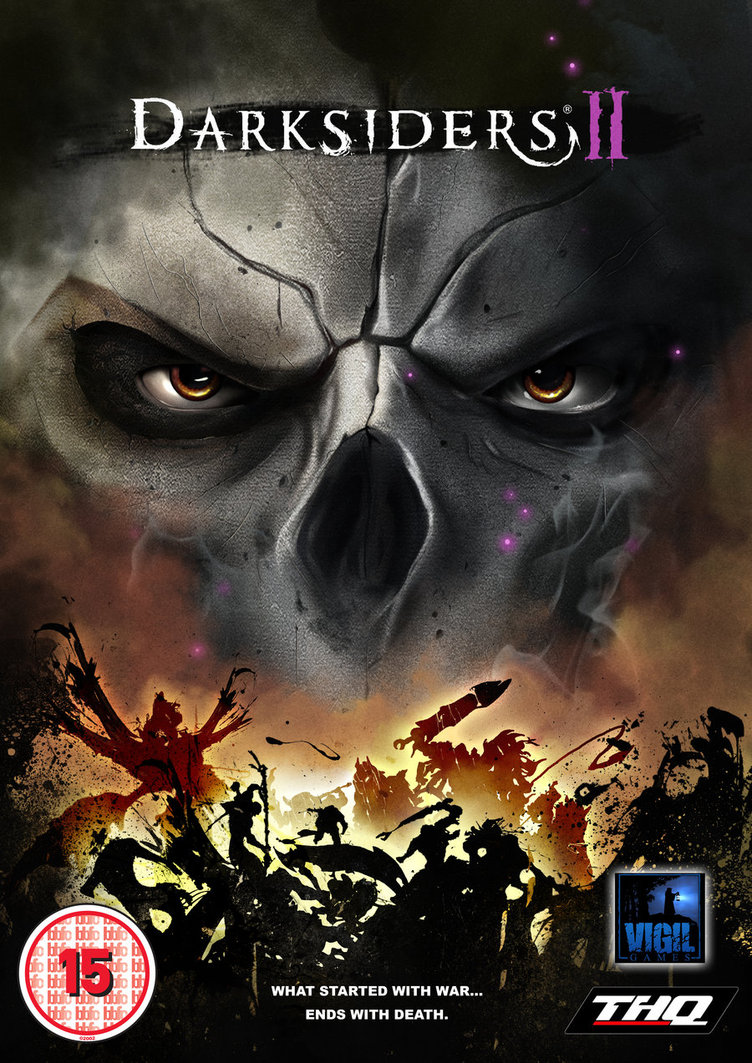 Darksiders 2 Death Lives Download 200 MB Links CheatsPedia