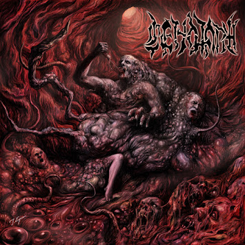 "CENOTAPH - ""PERVERSE DEHUMANIZED DYSFUNCTIONS"""
