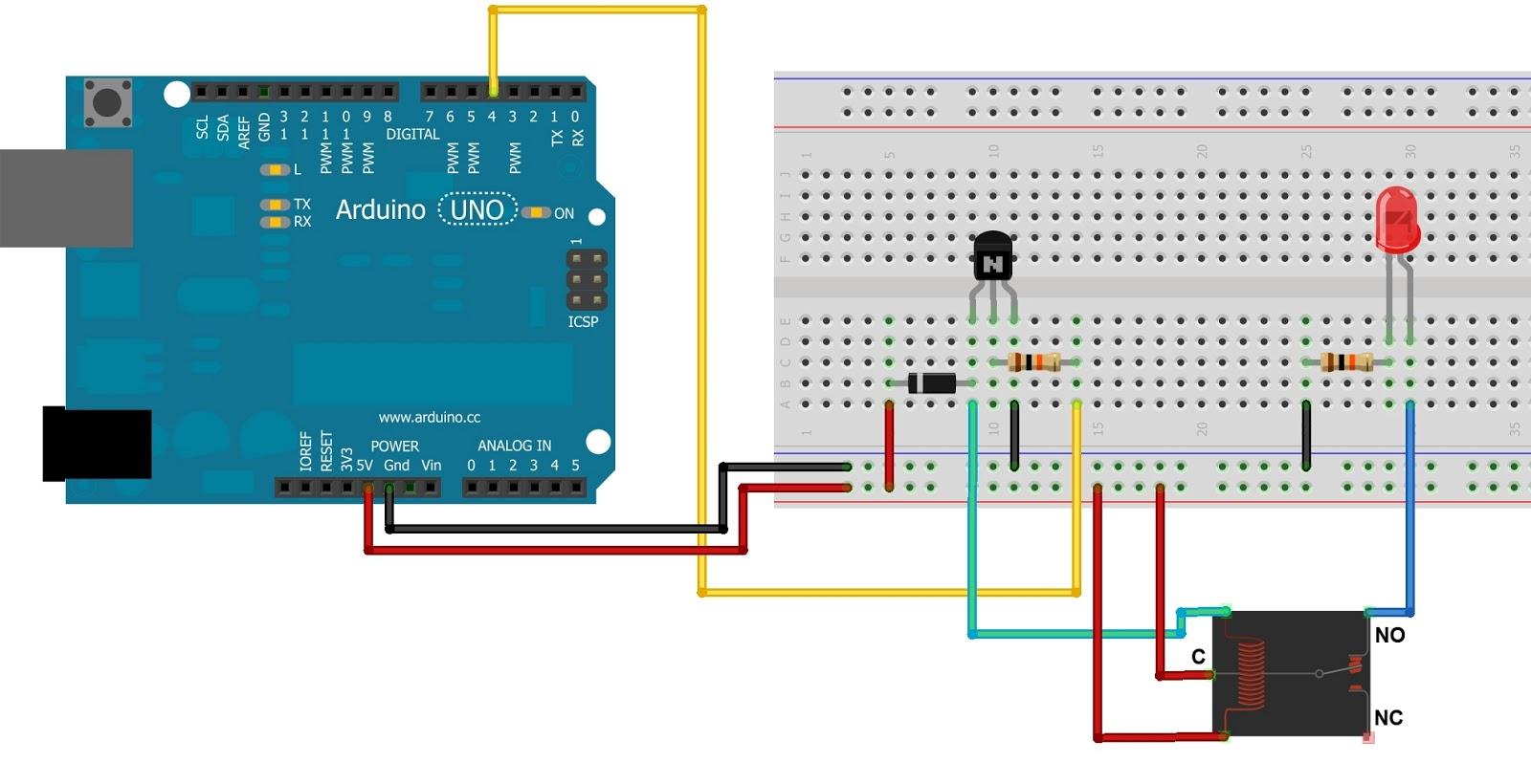 Arduino Basics: Relay Module