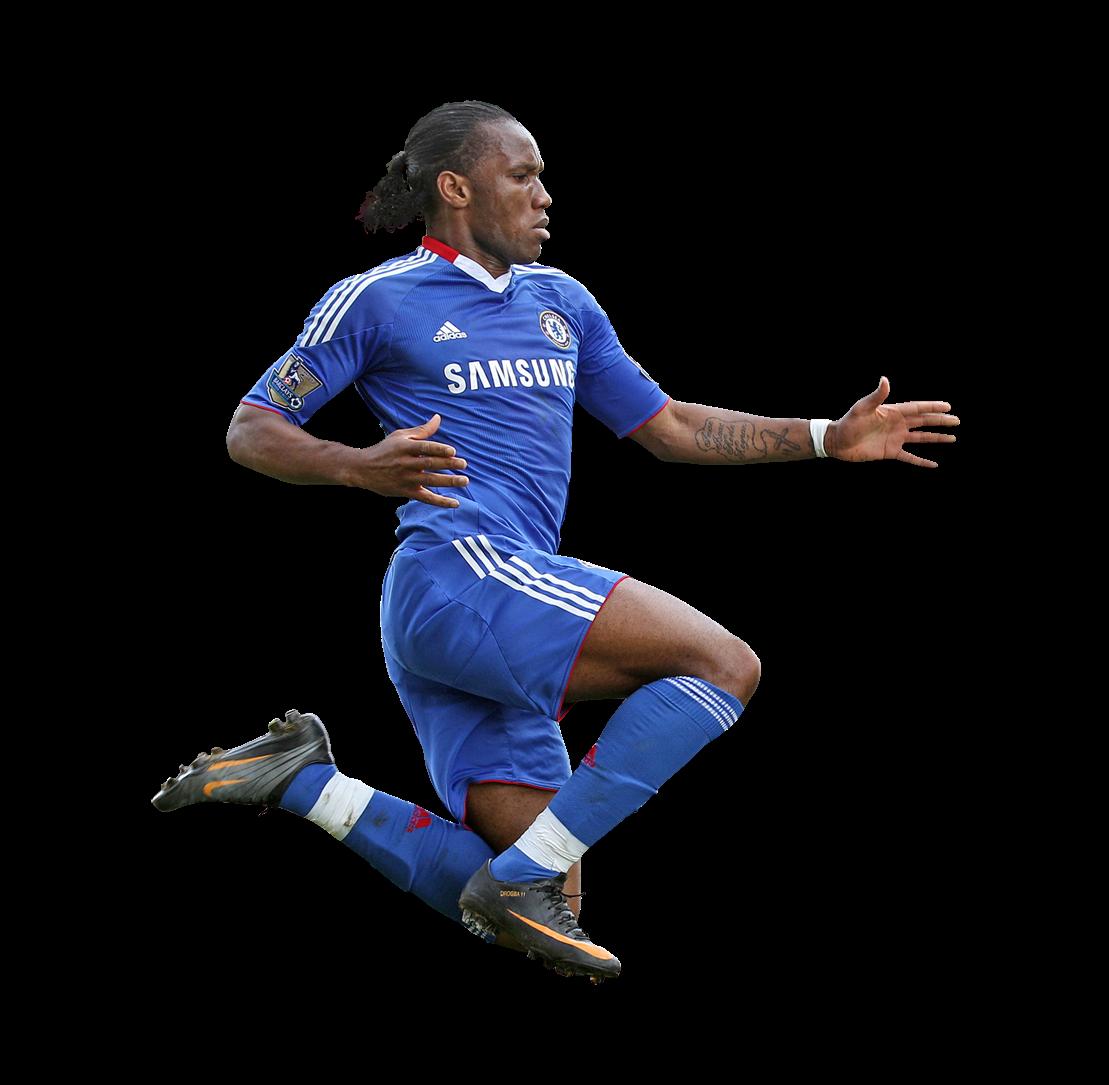 Didier Drogba ~ Zone Soccer Player