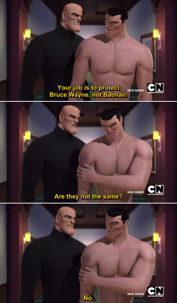 Beware the Batman Quotes