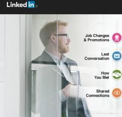 essere notato su Linkedin