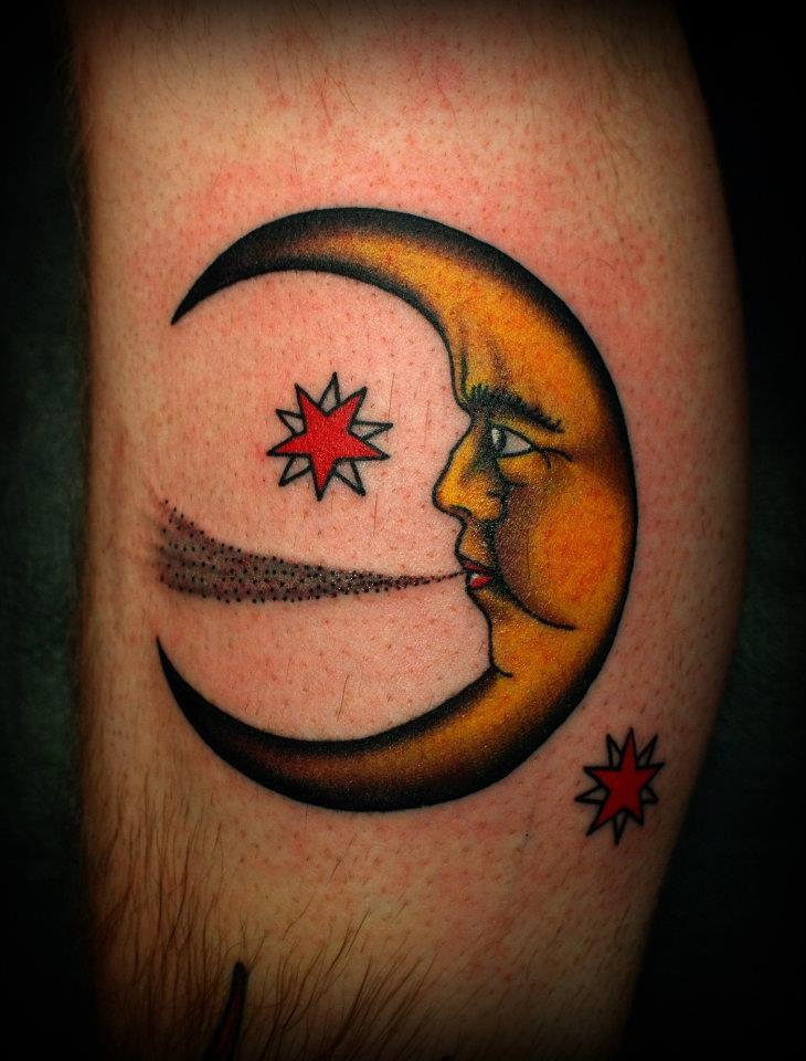 Third Eye Tattoo: CHARLEY