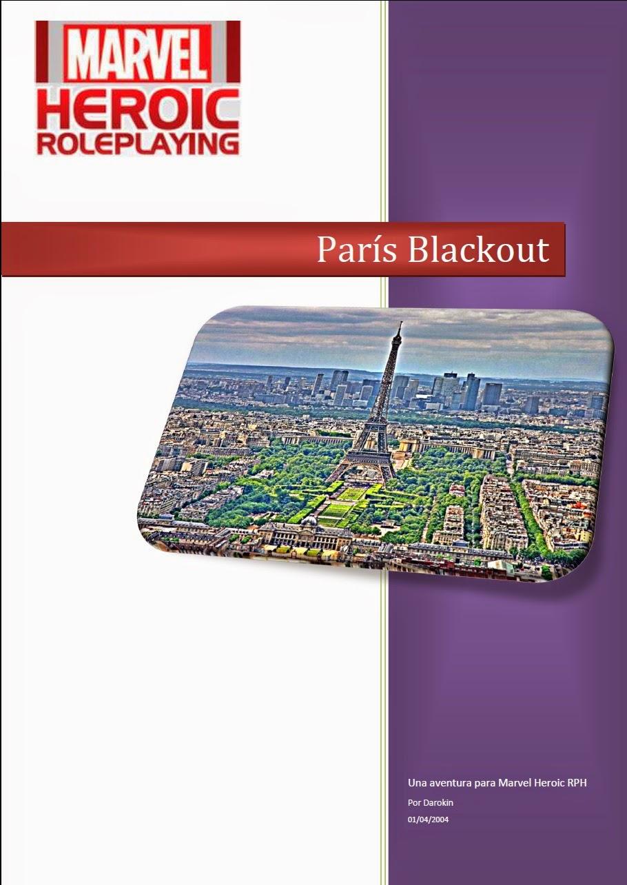 Paris Blackout