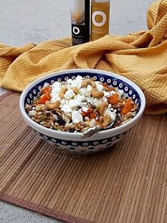 Winter Grain Salad