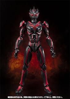 Bandai Ultra-Act Ultraman Noa Dark Zagi Figure - Tamashii Web Exclusive