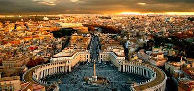 Diretores das POM de todo o mundo estão reunidos em Roma