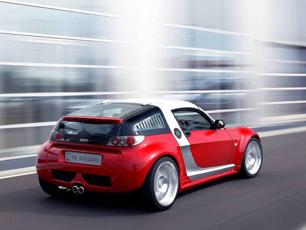 Smart Roadster Coupe | Takeyoshi images