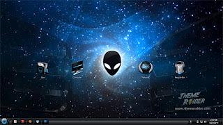 Alienware Rider Theme